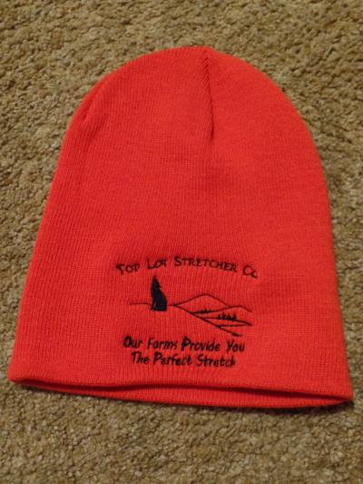 Top Lot Stretcher Co. Stocking Hat - Orange