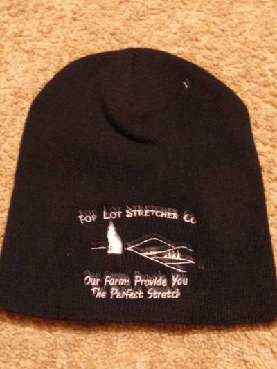 Top Lot Stretcher Co. Stocking Hat - Black