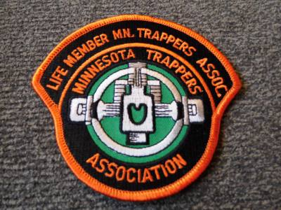 Minnesota Trappers Association Lifetime Member