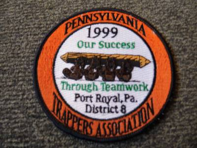Pennsylvania Trappers Association - 1999 Port Royal, PA